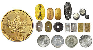 記念メダル・コイン、古銭類